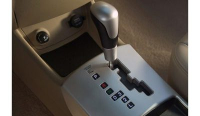 як працює коробка автомат