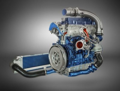 як працює турбіна дизельного двигуна