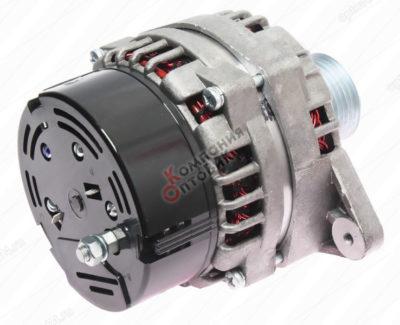 як підключити генератор на КамАЗі