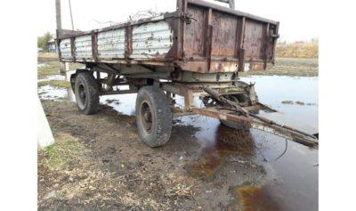 скільки важить тракторна віз