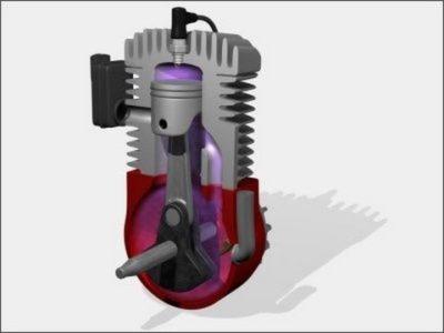 як працює двотактний двигун