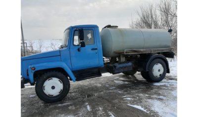 скільки важить ГАЗ 3307