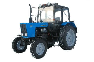 скільки кінських сил у тракторі