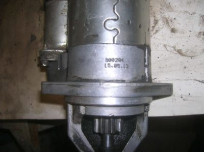 як встановити запалювання на УАЗ 417 двигун