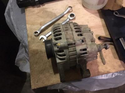 як відремонтувати генератор своїми руками