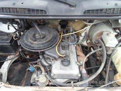 який двигун стоїть на соболі