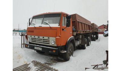 скільки важить КамАЗ 5320