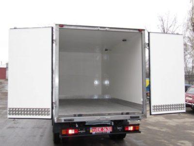 ізотермічний фургон що це