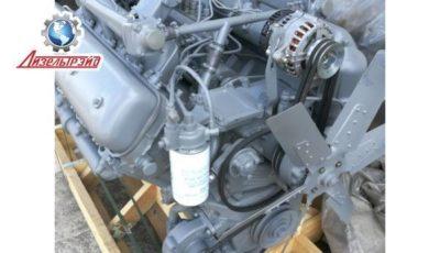 де знаходиться номер двигуна ЯМЗ 236