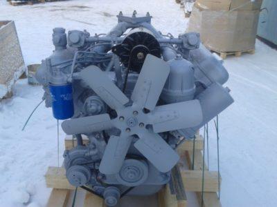 т 150 який двигун