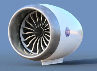 як працює турбіна літака