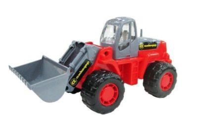 як називається трактор з ковшем