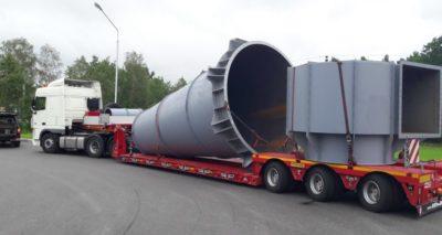 як отримати дозвіл на перевезення негабаритного вантажу