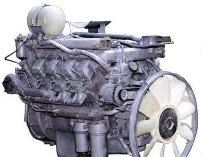 який двигун стоїть на КамАЗі