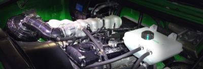 який дизельний двигун можна поставити на газель