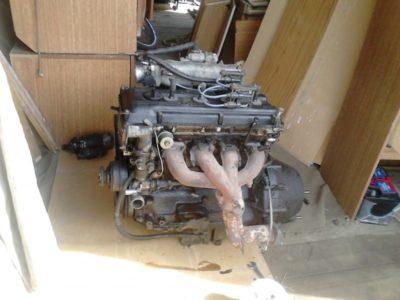 скільки важить двигун газ 53