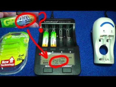 як відновити ємність акумулятора