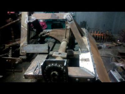 гідравліка на саморобний трактор як зробити