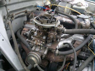402 двигун скільки кінських сил