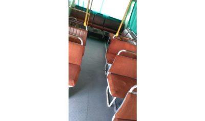 скільки місць в автобусі паз