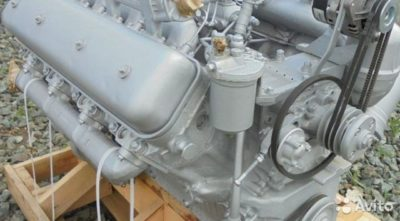 який двигун стоїть на Уралі