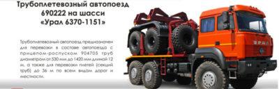 скільки важить Урал 4320