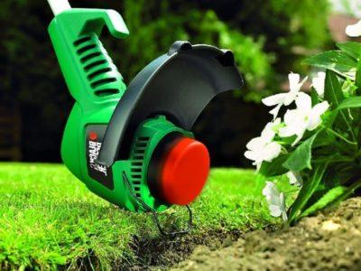 як вибрати газонокосарку електричну для дачі