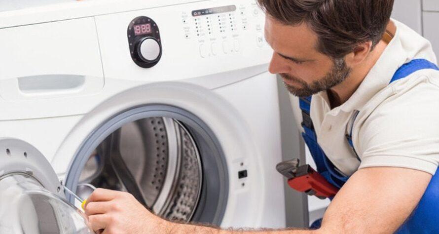 Поломка стиральной машины: причины и правила эксплуатации